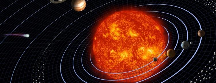 Le modèle classique du système solaire