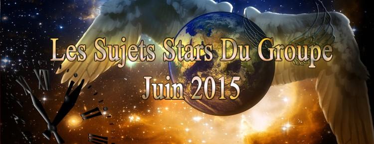 Sujet Stars du groupe astrologie spirituelle