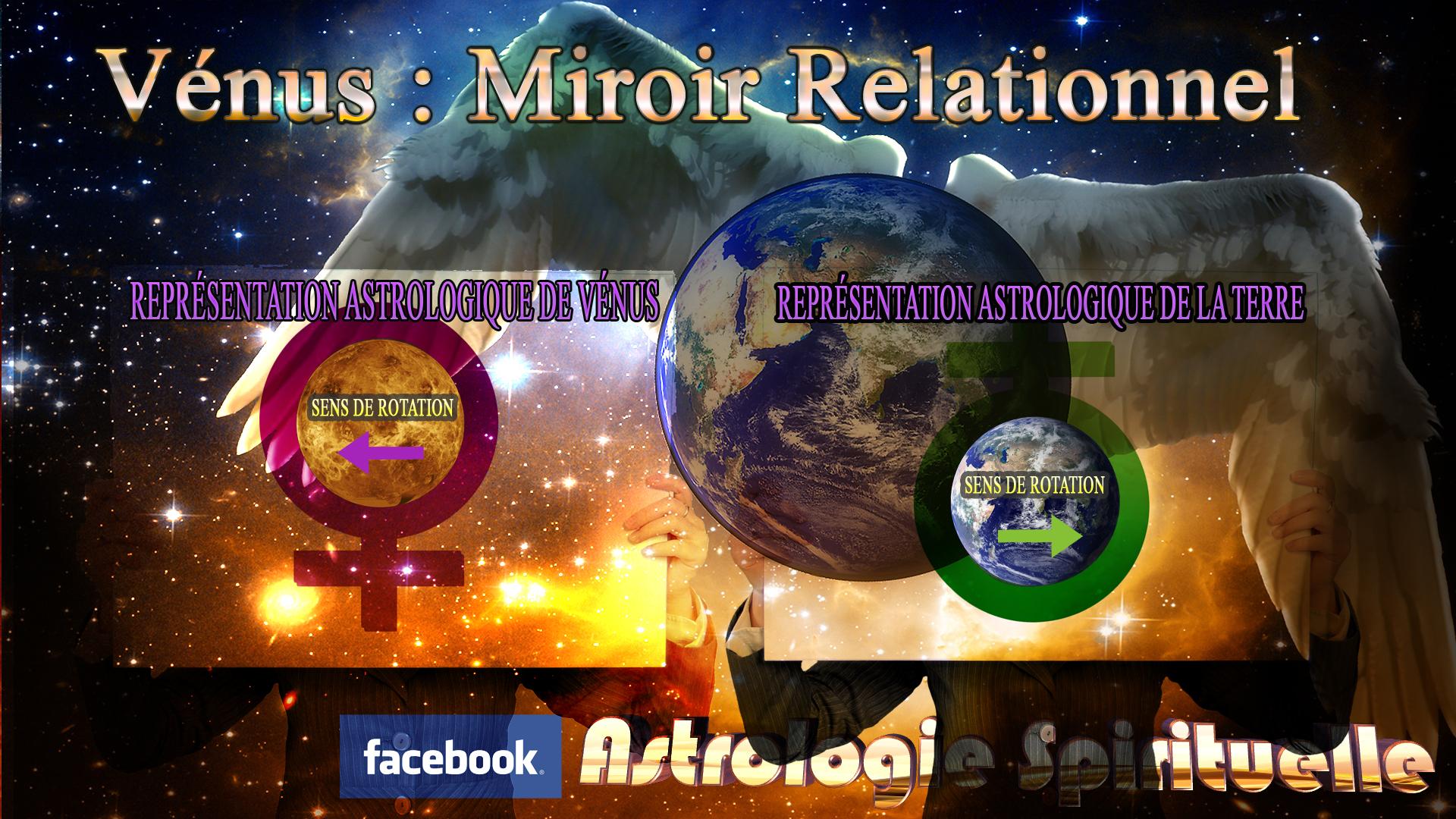 Vénus: Miroir en astrologie