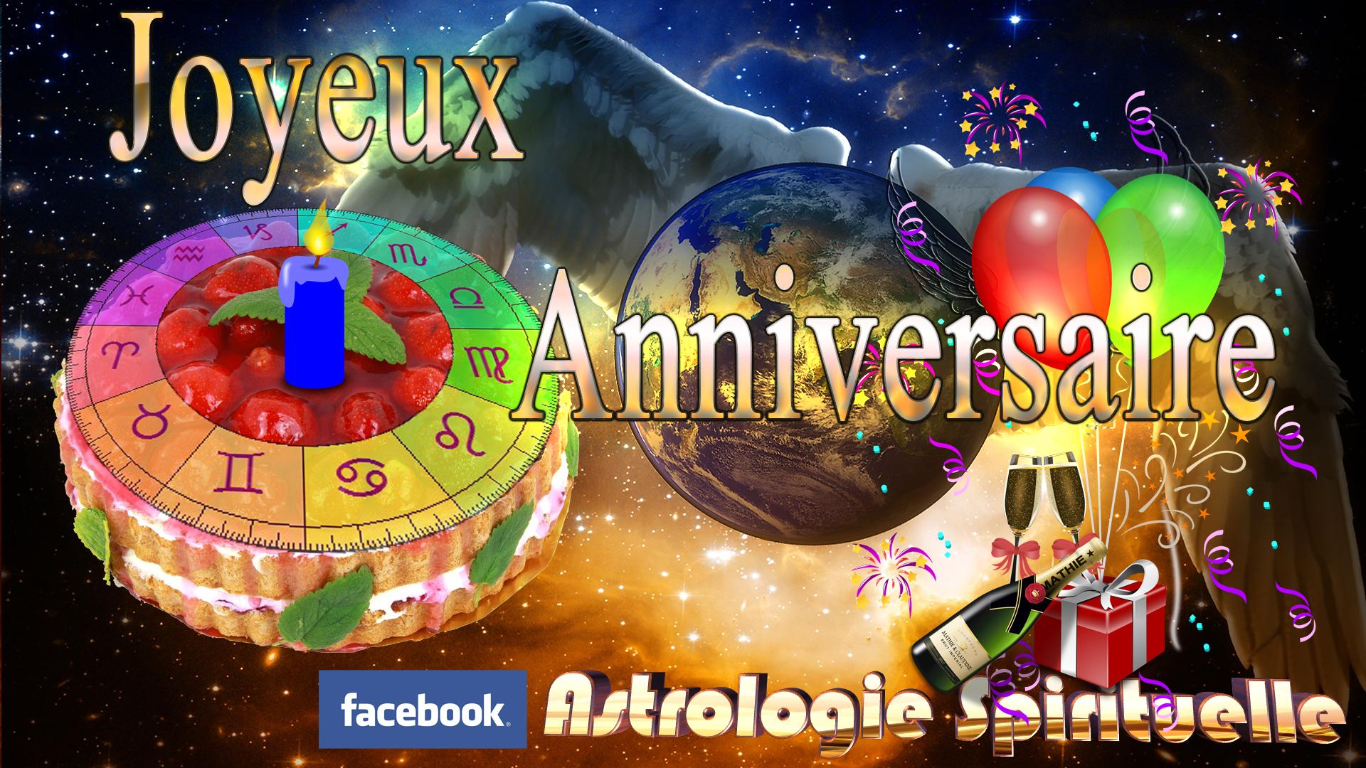 anniversaire astrologie